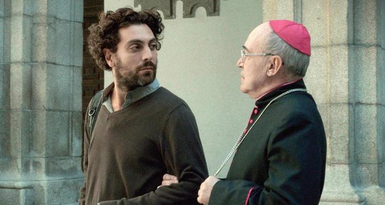 Álvaro Ogalla a El apóstata de Federico Veiroj