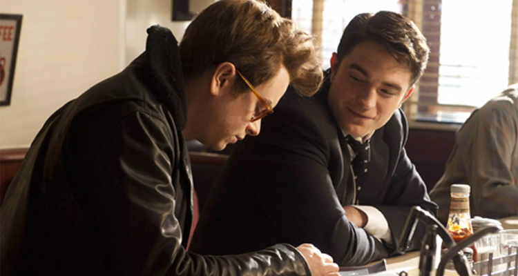 "Dane DeHaan i  Robert Pattinson a ""Life"""