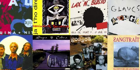 Rock Català dels 90