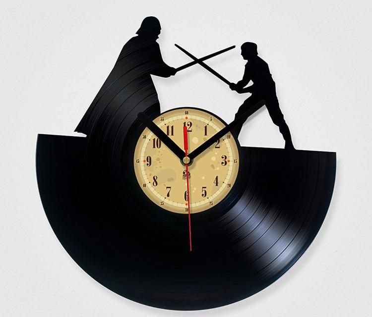 Rellotge lluita espases làsers