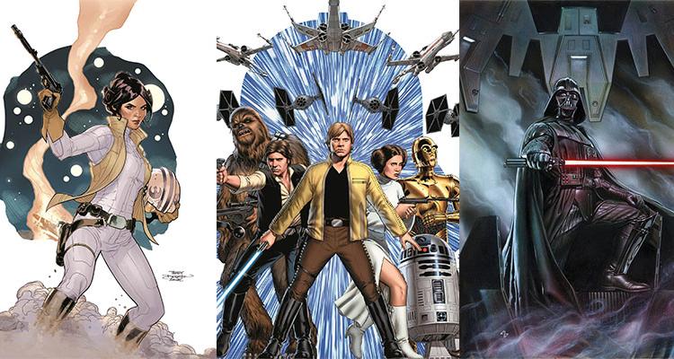 Comics Star Wars