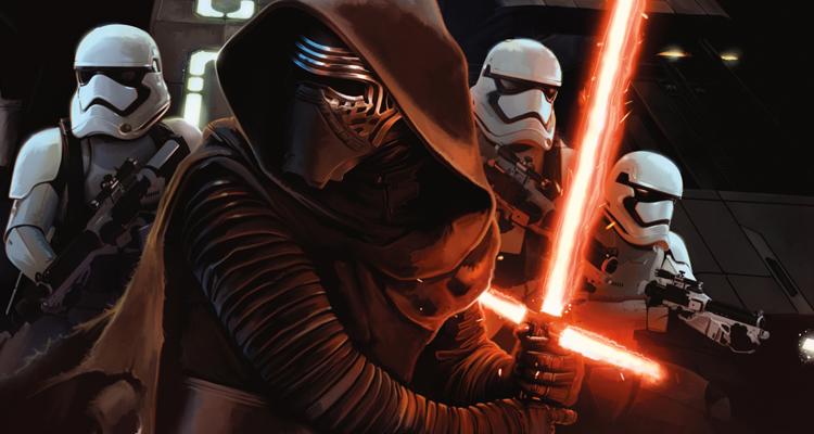 Star Wars el despertar de la fuerza Kylo Ren
