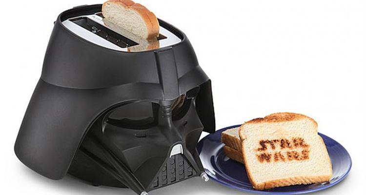 Torradora Darth Vader Star Wars
