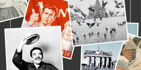 De viaje por Europa del Este Gabriel García Márquez
