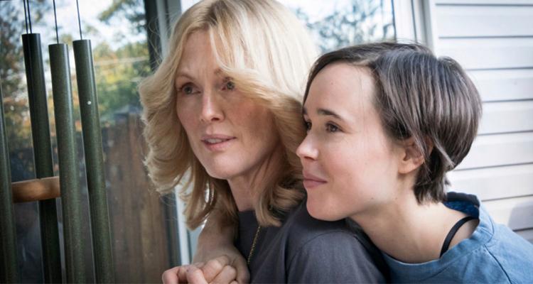 Julianne Moore, Ellen Page, Freeheld