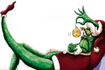 Grinch Dr. Seuss