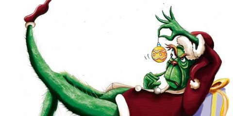 Grinch Dr. Seuss