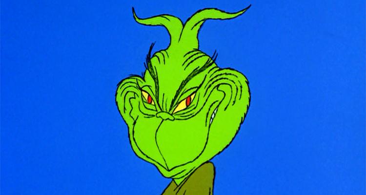 Grinch Dr Seuss