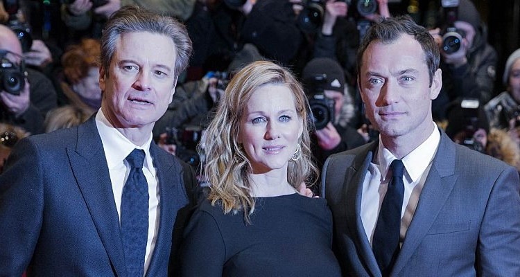 Berlinale Genius Colin Firth Jude Law Laua Linney
