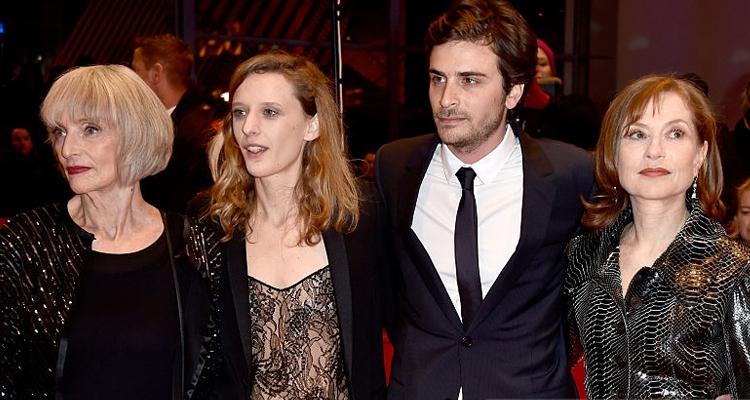 Berlinale L'Avenir MIa Hansen Love Isabelle Huppert