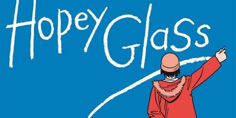 """""""La Educación de Hopey Glass"""" De Jaime Hernández"""
