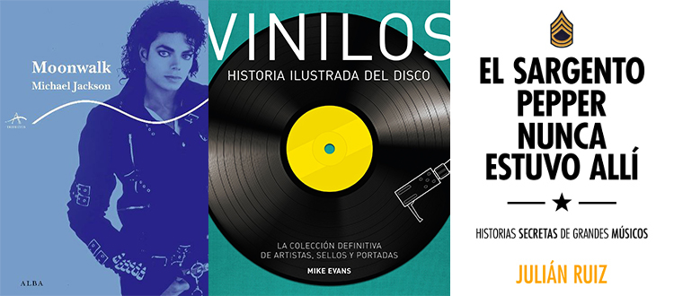 Llibres sobre música