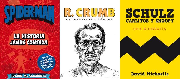 libros comics