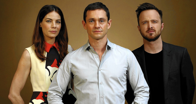The Path Aaron Paul Michelle Monaghan Hugh Dancy
