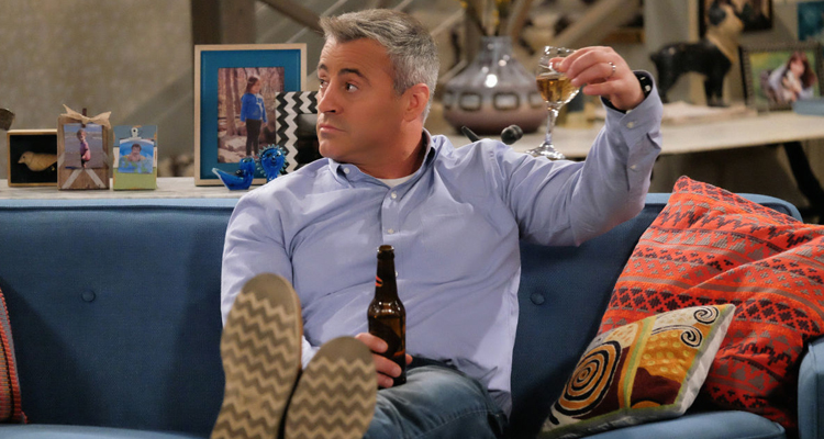 CBS Man with a plan Matt LeBlanc