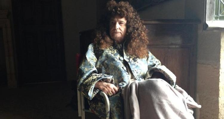 La Mort de Louis XIV Albert Serra Cannes
