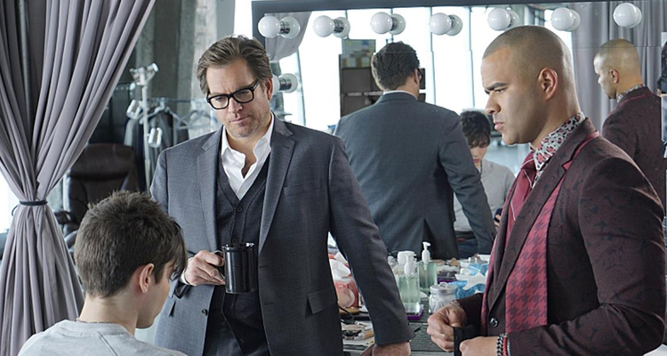 CBS Bull Michael Weatherly