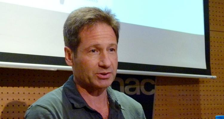 David Duchovky Barcelona