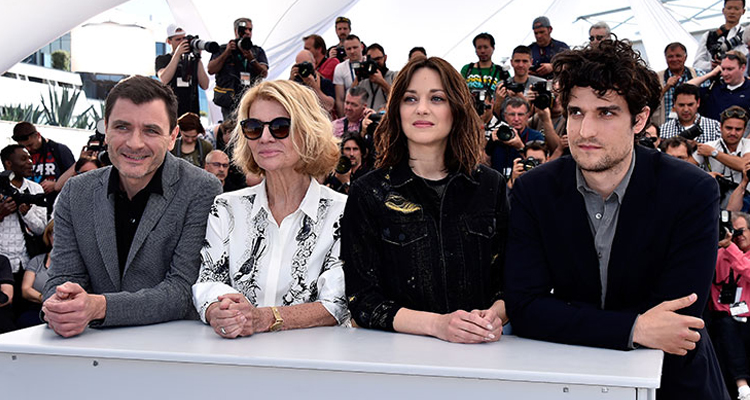 Cannes Mal de Pierres Marion Cotillard Louis Garrel Alex Bendremühl