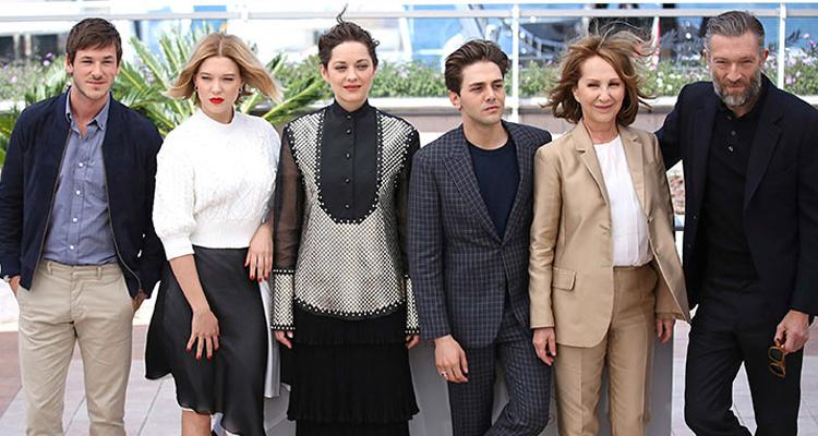 Juste la fin du monde Cannes Xavier Dolan