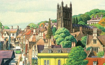 Asesinato en la Catedral Edmund Crispin Impedimenta