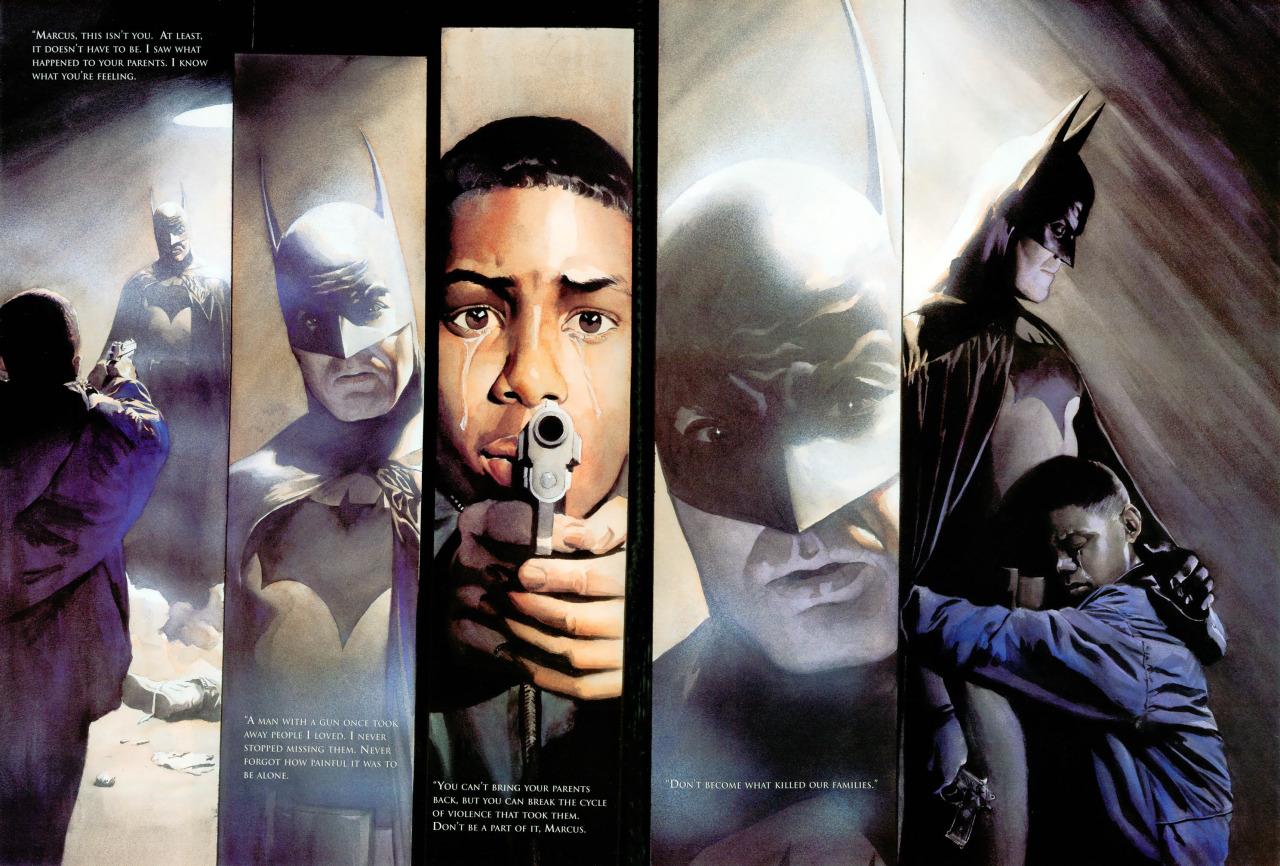 """""""Batman: Guerra contra el crimen"""" ECC"""