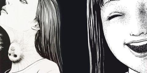 "Reseña de ""Punzadas de Fantasmas"" (Kai, sasu 怪、刺す) de Hirokatsu Kihara, Junji Ito [ECC Ediciones]."