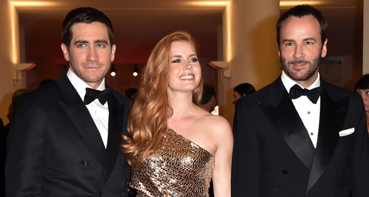 Nocturnal Animals Amy Adams Jake Gyllenhaal Tom Ford