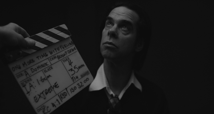 One more time with feeling Nick Cave