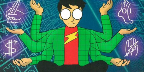Reinventar el cómic. Scott McCloud. Planeta Cómic.
