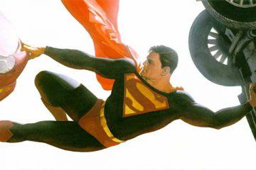 Superman. Fuerza. Grandes autores de Superman. Scott McCloud. ECC ediciones.