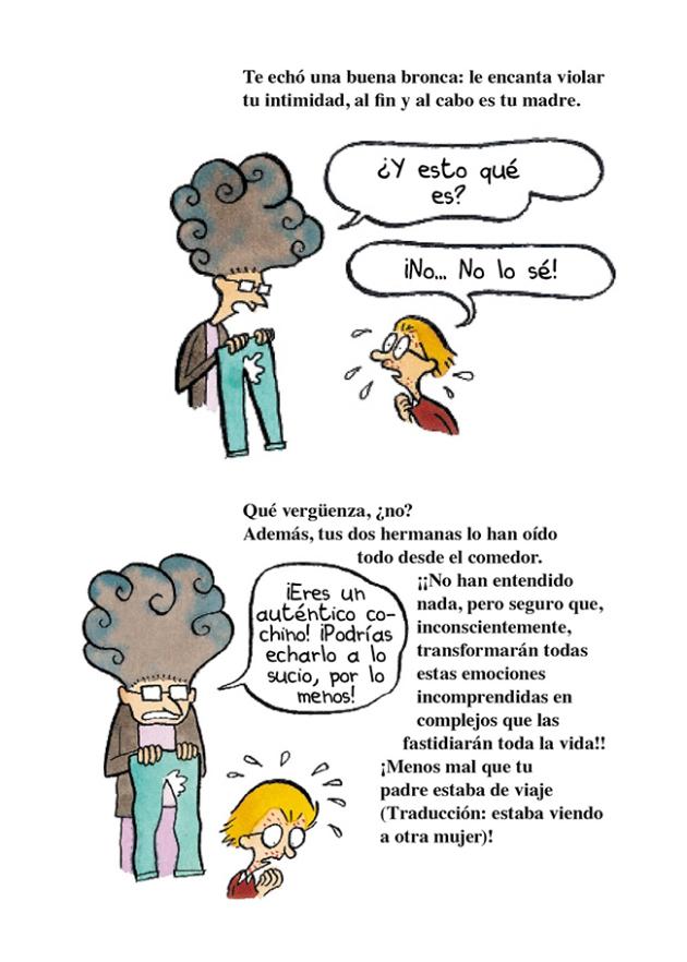 """Manual del Pajillero"" de Riad Sattouf (Ediciones La Cúpula)"