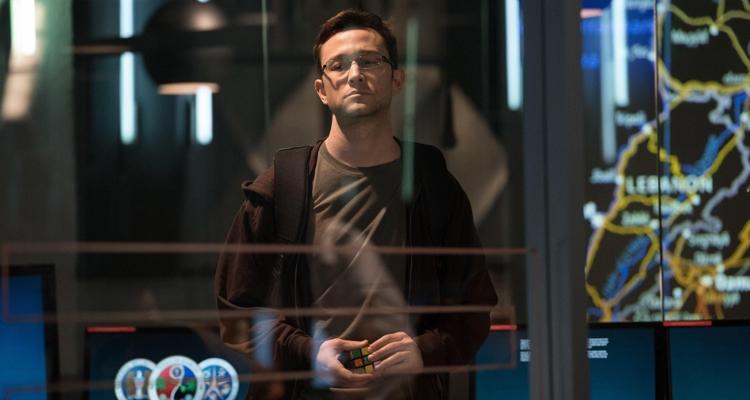 Snowden Joseph Gordon-Levitt Oliver Stone