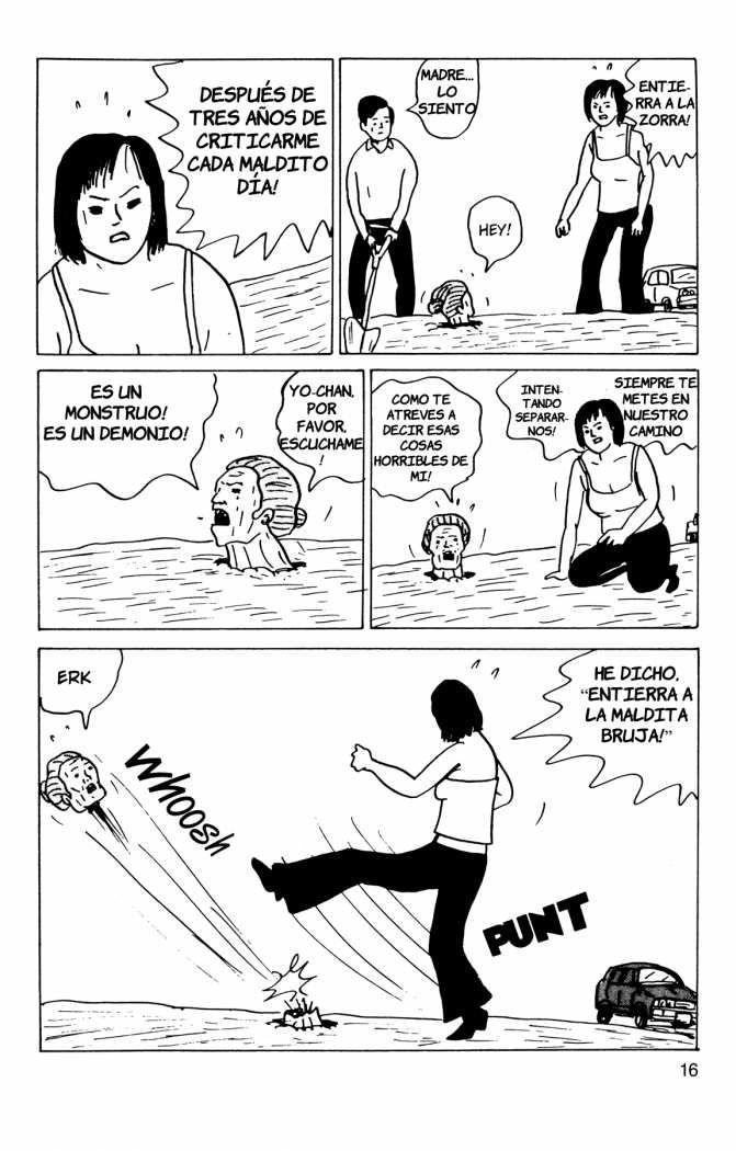 Tokyo Zombie. Yusaku Hanakuma. Autsaider Cómics.