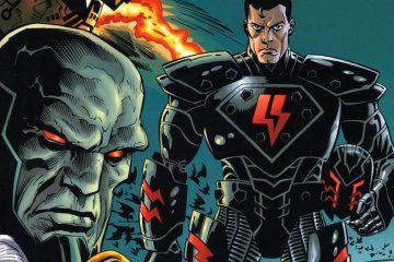 """""""Superman: El Lado Oscuro"""" ECC"""