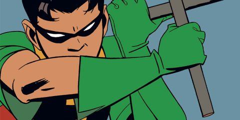 """""""Robin: Año Uno"""" ECC"""