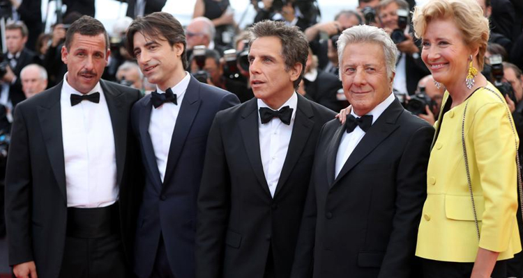 The Meyerowitz Stories Cannes