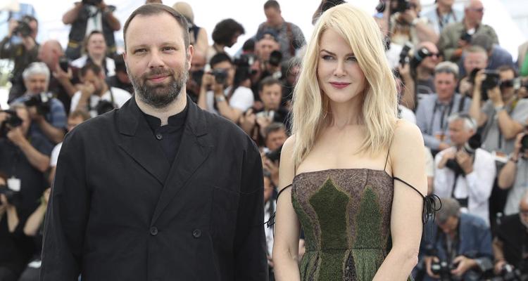 Yorgos Lanthimos Nicole Kidman Cannes 2017