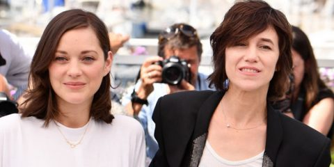 Ismael's ghosts Cannes Marion Cotillard Charlotte Gainsbourg