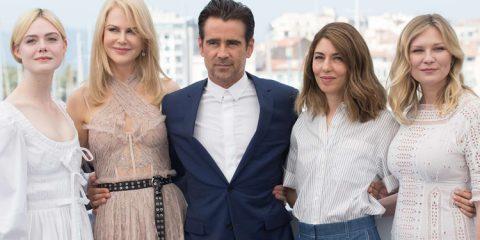 La Seducción Sofia Coppola Cannes