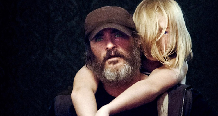 You were never really here Cannes Joaquin Phoenix Lynne Ramsay