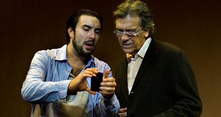 Serlo o no Josep Maria Flotats Teatre Borràs