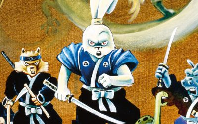 Usagi Yojimbo Integral Fantagraphics nº 01/02 Usagi Yojimbo. Fantagraphics Collection