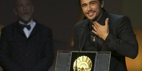 San Sebastian James Franco