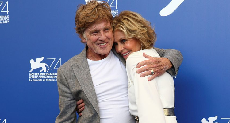 Robert Redford, Jane Fonda