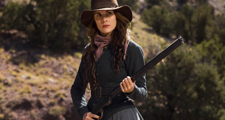 Godless Michelle Dockery