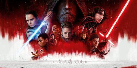 The last Jedi Los últimos Jedis