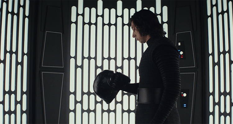 The last Jedi Los últimos Jedi