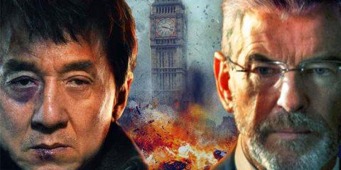 El extranjero Jackie Chan Pierce Brosnan