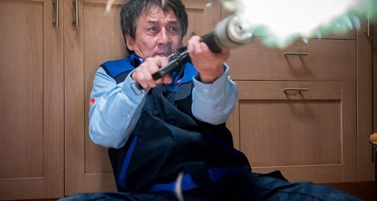 El extranjero Jackie Chan